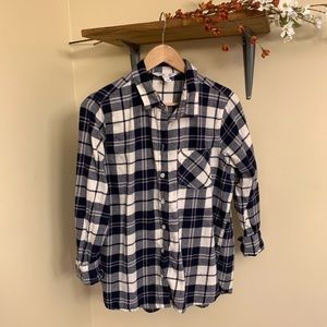 Old Navy Classic Flannel Shirt